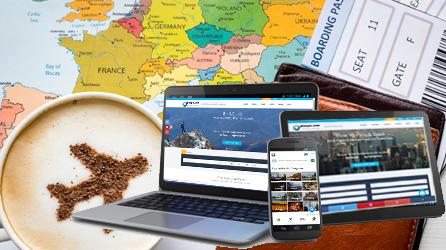 Travel Web Portal