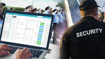 Erp for Security Guards