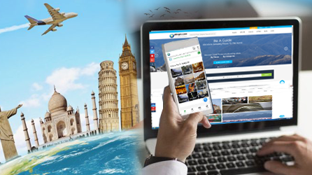 Travel , Flight Hotel Booking System