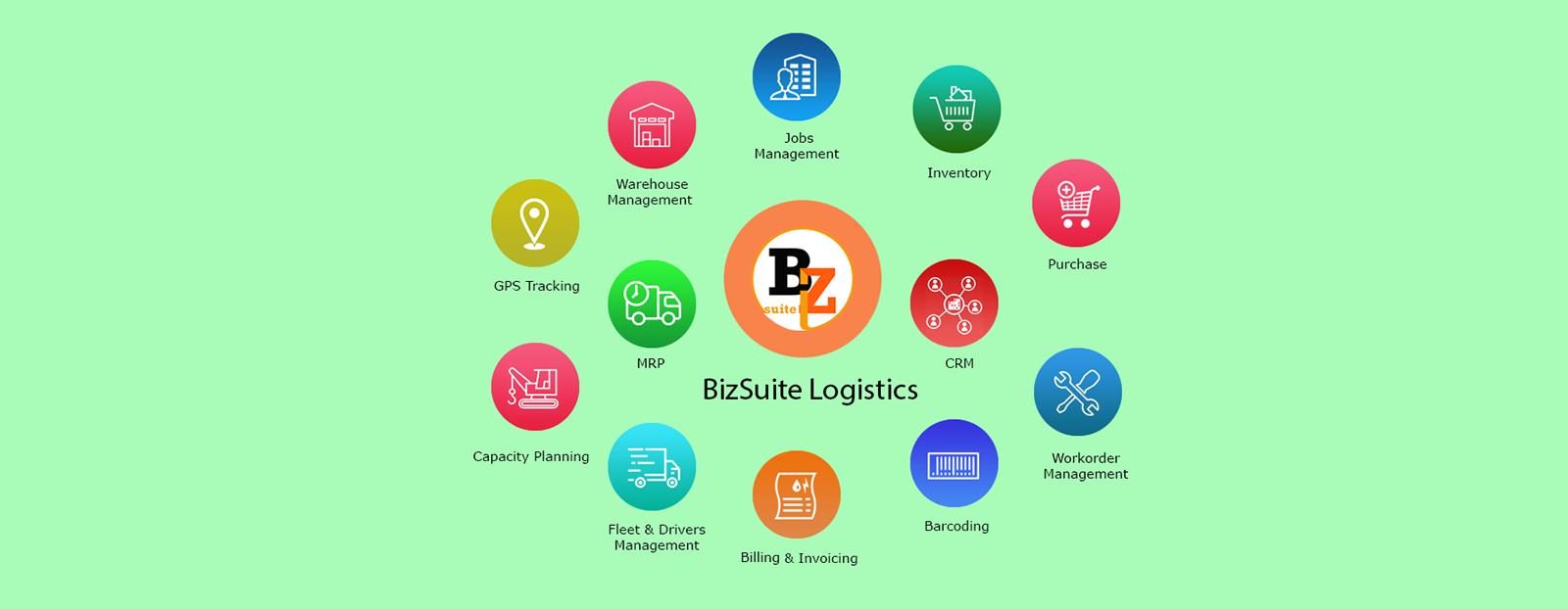 Bizsuite Logistics